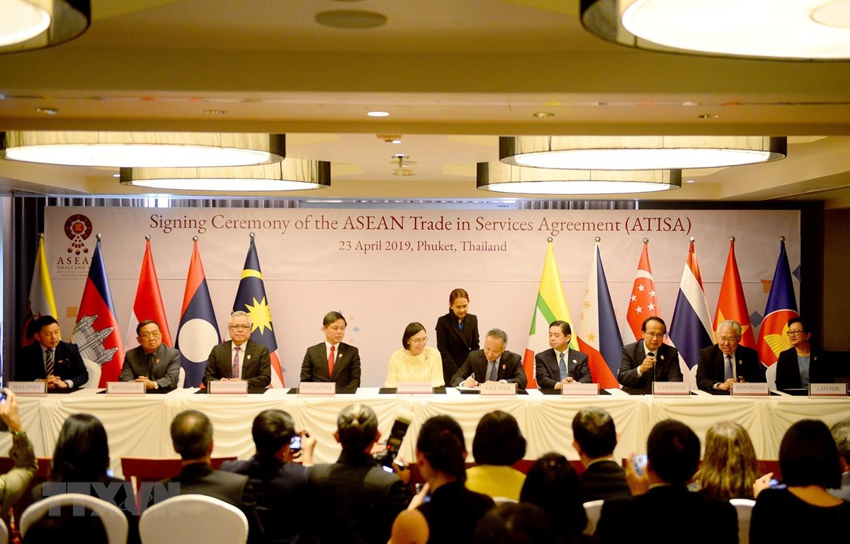 Trade, investment agreements between ASEAN nations inked